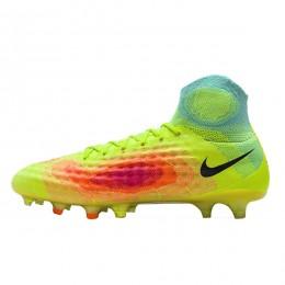 کفش فوتبال نایک مجیستا ابرا سوپرفلای Nike Magista Obra II 844595-708