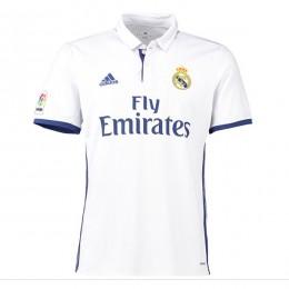 پیراهن اول رئال مادرید Real Madrid 2016-17 Home Soccer Jersey