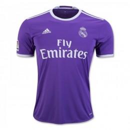 پیراهن دوم رئال مادرید Real Madrid 2016-17 Away Soccer Jersey