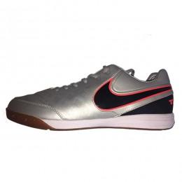 کفش فوتسال نایک تمپو طوسی Nike Timpo