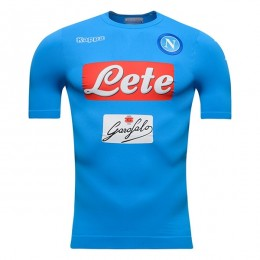 پیراهن اول ناپولی Napoli 2016-17 Home Soccer Jersey