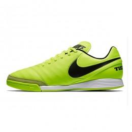 کفش فوتسال نایک تمپو جنیو Nike Tiempo Genio II Leather 819215-707
