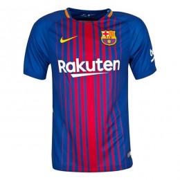 پیراهن اول بارسلونا FC Barcelona 2017-18 Home Soccer Jersey