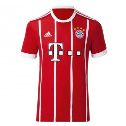 پیراهن اول بایرن مونیخ Bayern Munich 2017-18 Home Soccer Jersey