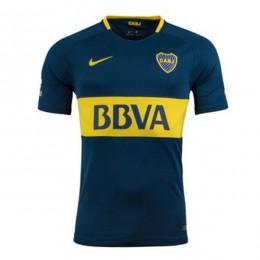 پیراهن اول بوکاجونیورز Boca Juniors 2017-18 Home Soccer Jersey