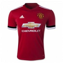 پیراهن اول منچستریونایتد Manchester United 2017-18 Home Soccer Jersey