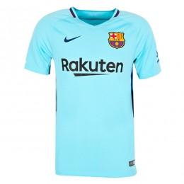 پیراهن دوم بارسلونا FC Barcelona 2017-18 Away Soccer Jersey