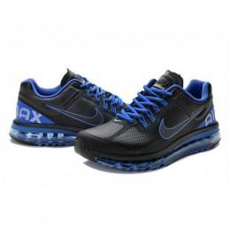 کتانی نایک ایر مکس مردانه Nike Air Max 2013 Blue Black