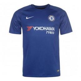 پیراهن اول چلسی Chelsea 2017-18 Home Soccer Jersey