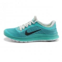کتانی نایک فری ران زنانه Nike Free Run 3.0 V6 Womens Green