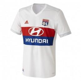 پیراهن اول المپیک لیون Olympique Lyon 2017-18 Home Soccer Jersey