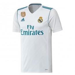 پیراهن اول رئال مادرید Real Madrid 2017-18 Home Soccer Jersey