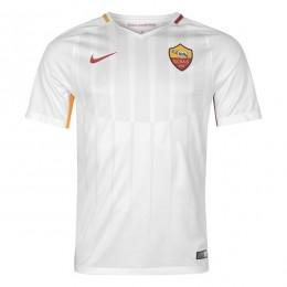 پیراهن دوم آ اس رم As Roma 2017-18 Away Soccer Jersey
