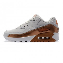 کتانی رانینگ نایک ایرمکس Nike Air Max 90 Leather 683282-022