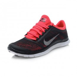 کتانی نایک فری زنانه Nike Free 3.0 V5 Women Black Red