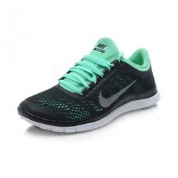 کتانی نایک فری زنانه Nike Free 3.0 V5 Women Black Turquoise