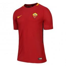 پیراهن اول آ اس رم As Roma 2017-18 Home Soccer Jersey