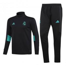 ست گرمکن و شلوار رئال مادرید Adidas Real Madrid 2017-18 Training Suit