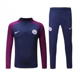 ست گرمکن و شلوار منچسترسیتی Nike Manchester City 2017 Training Suit