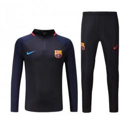 ست گرمکن و شلوار بارسلونا Nike Barcelona 2017-18 Training Suit