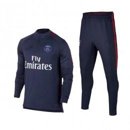 ست گرمکن و شلوار پاریسن ژرمن Nike Paris Saint Germain 2017-18 Training Suit