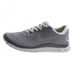 کتانی نایک فری مردانه Nike Free 4.0 Men All Grey
