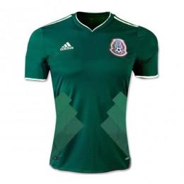 پیراهن اول تیم ملی مکزیک Mexico 2017 Home Soccer Jersey