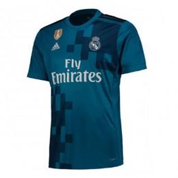 پیراهن سوم رئال مادرید Real Madrid 2017-18 Third Soccer Jersey