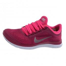کتانی نایک فری زنانه Nike Free 3.0 V5 Women Crimson Pink