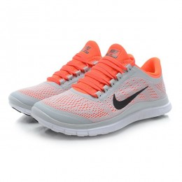 کتانی نایک فری زنانه Nike Free 3.0 V5 Women Beige Orange