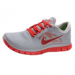 کتانی نایک فری ران مردانه Nike Free Run 3 Men Grey Red