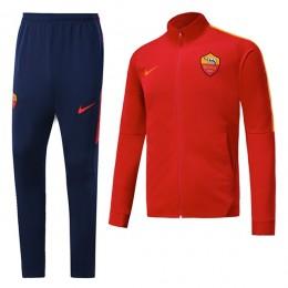 ست گرمکن شلوار رم Nike As Roma 2017-18 Tracksuits