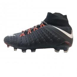 کفش فوتبال نایک هایپرونوم طرح اصلی مشکی Nike Hypervenom