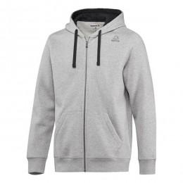 هودی مردانه ریبوک المنت Reebok Elements Fleece Full Zip Hoodie BK4992