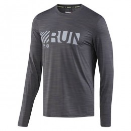 تیشرت مردانه ریبوک Reebok Running Activchill Long Sleeve Shirt BR4375
