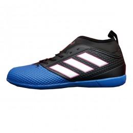 کفش فوتسال آدیداس طرح اصلی آبی مشکی Adidas