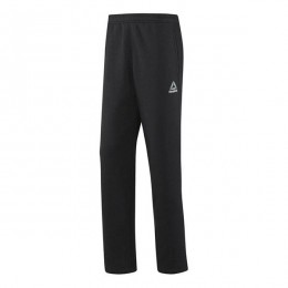 شلوار مردانه ریبوک المنت Reebok Mens Elements Open Hem Fleece Pant Sl Llll Rbk Bp9075