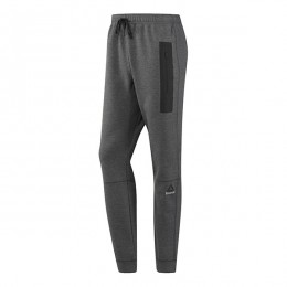 شلوار مردانه ریبوک کوئیک Reebok Quik Cotton Jogger Dark Grey Heather B45121