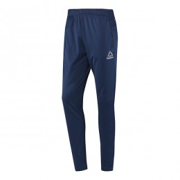 شلوار مردانه ریبوک ورکت Reebok Workout Ready Trackster Pant Collegiate Navy AP4230