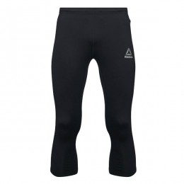 شلوارک مردانه ریبوک Reebok Running Essentials 34 Legging Black B47085