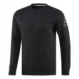 سوئیشرت مردانه ریبوک المنت Reebok grey Elements Prime Group Sweatshirt BS3994