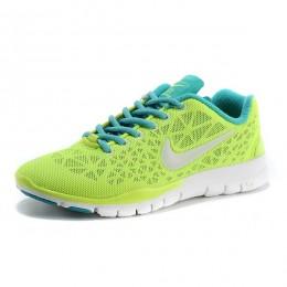 کتانی نایک فری تی آر فیت زنانه Nike Free TR Fit Womens Neon Green