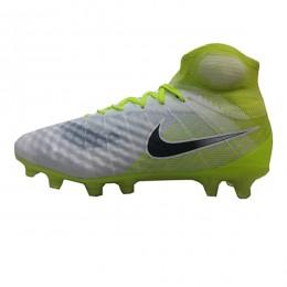کفش فوتبال نایک مجیستا طرح اصلی زرد سفید Nike Magista