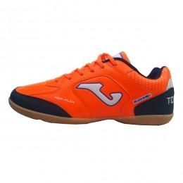 کفش فوتسال جوما تاپ فلکس طرح اصلی نارنجی Joma Top Flex