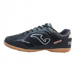 کفش فوتسال جوما تاپ فلکس طرح اصلی مشکی Joma Top Flex