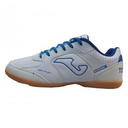 کفش فوتسال جوما تاپ فلکس طرح اصلی سفید Joma Top Flex