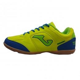 کفش فوتسال جوما تاپ فلکس طرح اصلی زرد Joma Top Flex