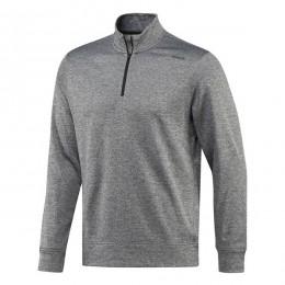 سوئیشرت مردانه ریبوک ورکت Reebok Workout Ready 14 Zip Sweatshirt Dark BQ5695