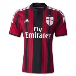 پیراهن اول آث میلان AC Milan 2014-15 Home Soccer Jersey