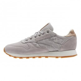 کتانی رانینگ زنانه ریبوک Reebok Classic Leather Ebk BS7952